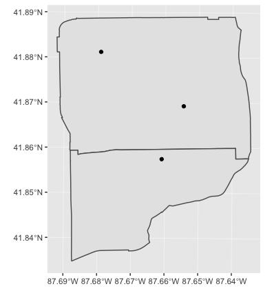 Chapter 4 Multiple-Dataset GIS Operations / Visualization pt  2   R